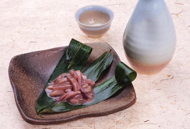 イカの塩辛の手造りレシピ