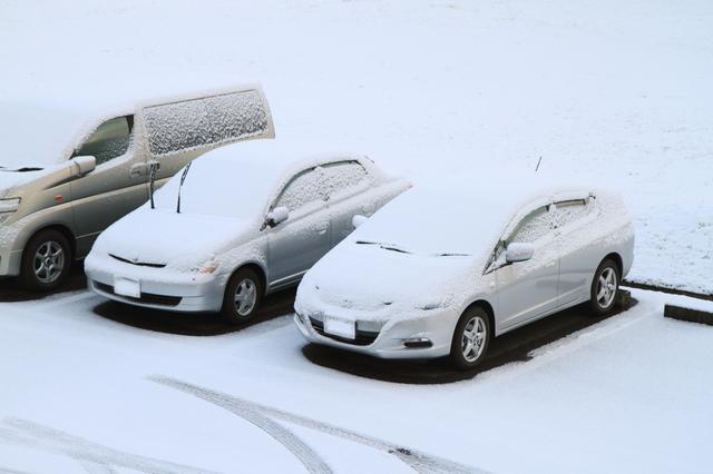 暖機運転よりも暖機走行
