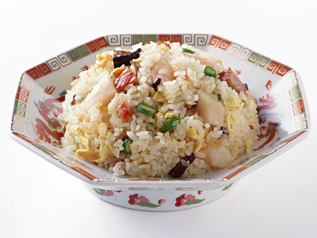 チャーハン、焼き飯類のレシピ