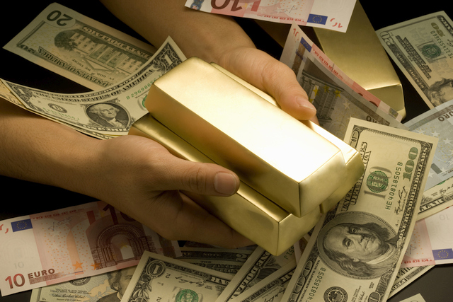 金地金について